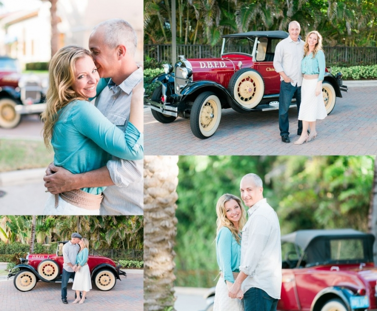 Delray Beach Engagement Photography