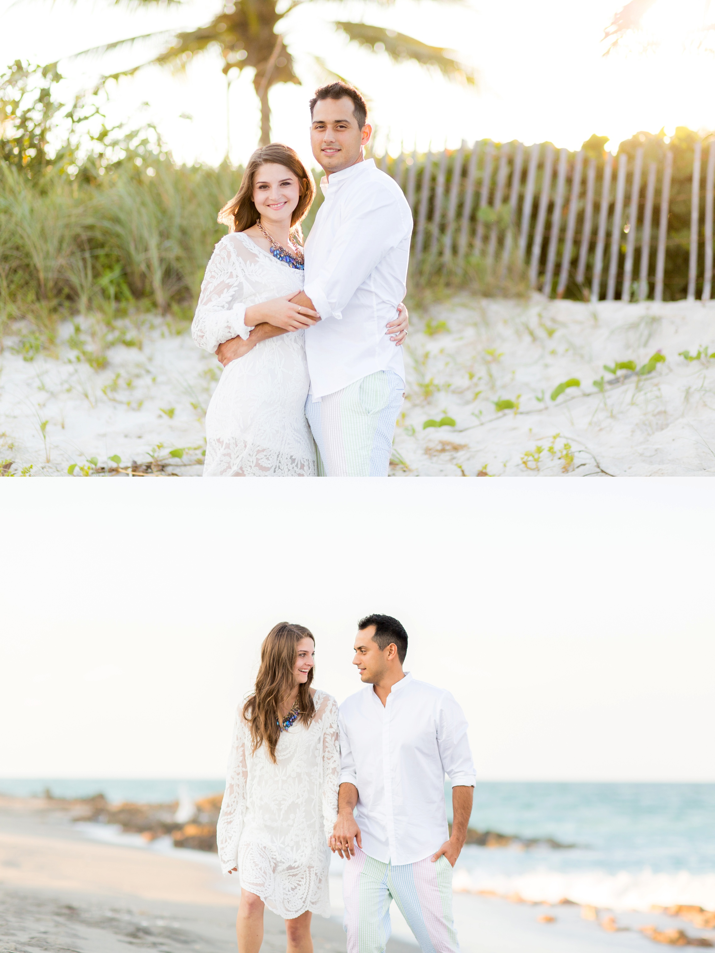 Blowing Rocks Engagement Photography
