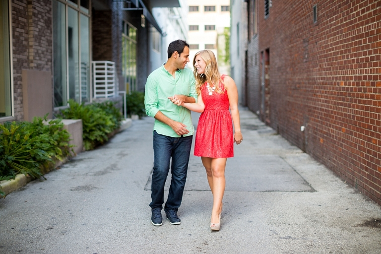 Engagement Photography Downtown Ft Lauderdale South Florida