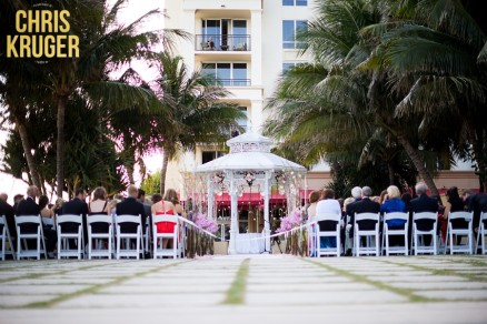 Singer Island Marriott Wedding Photography