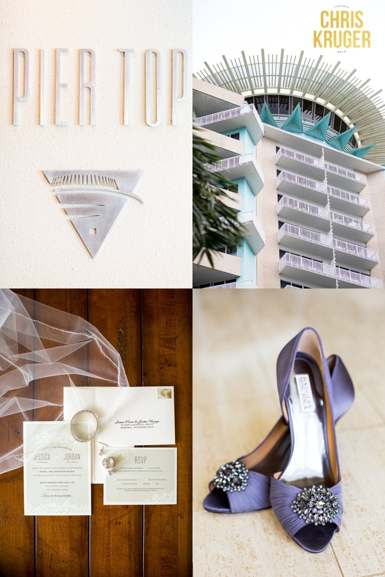 Hyatt Pier 66 Wedding