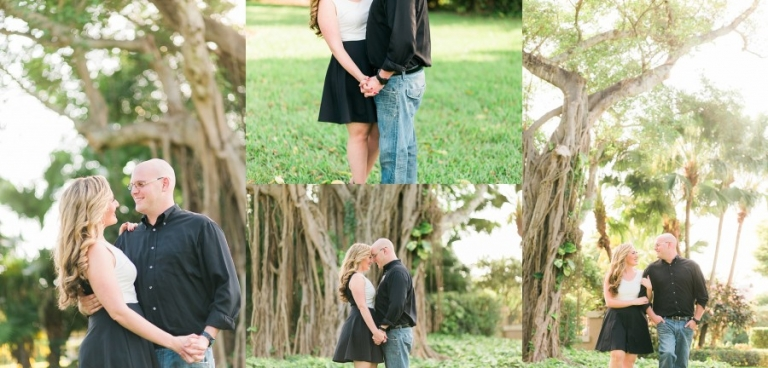 Boca Raton Engagement Photography