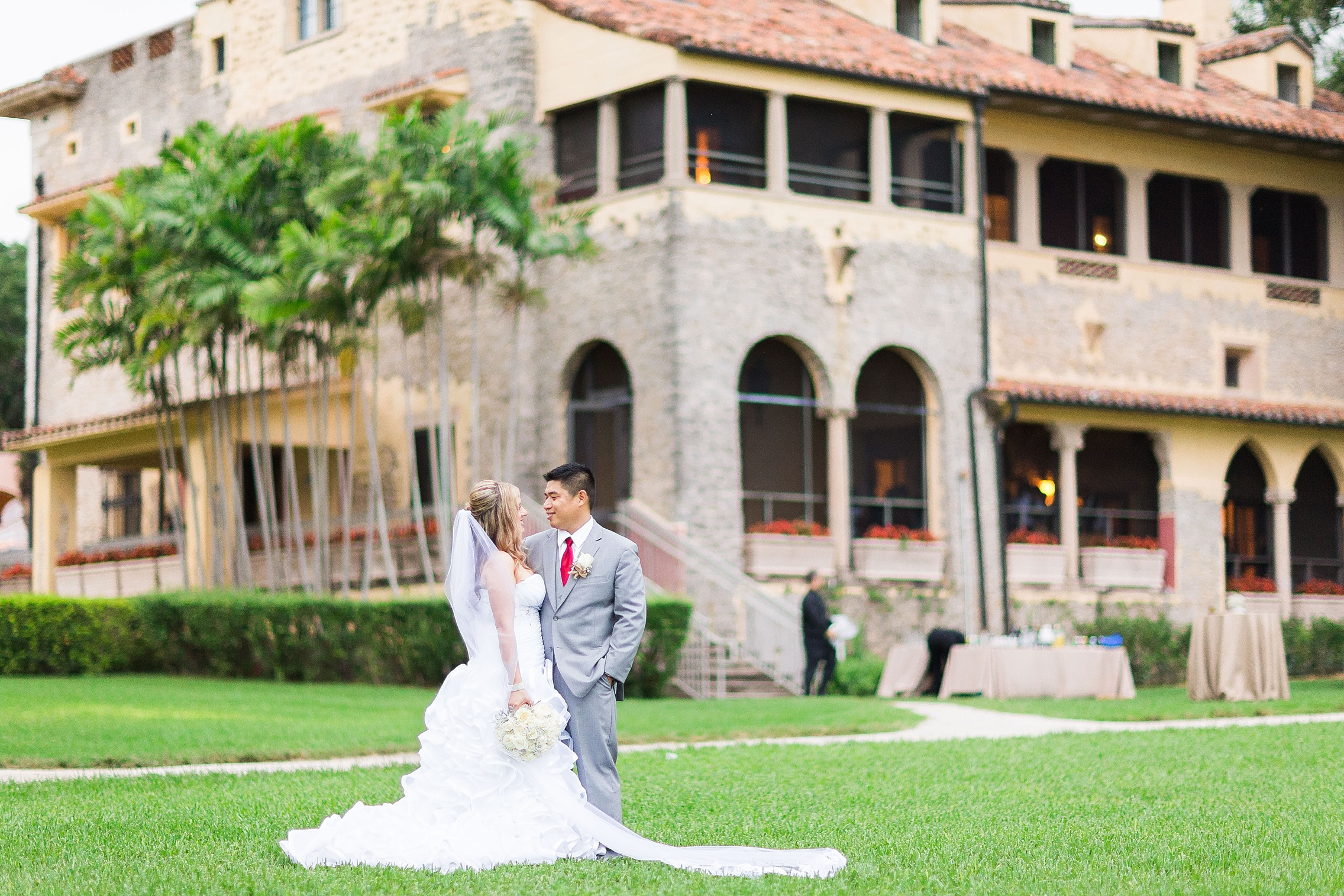 Estate Wedding Diana Robert Palm Beach South Florida Wedding